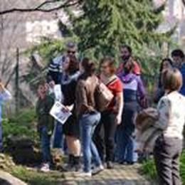 L'orto botanico  riaperto dal 1° marzo