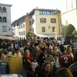 A Gandino si festeggia S. Giuseppe  Tra attrazioni e prodotti dop