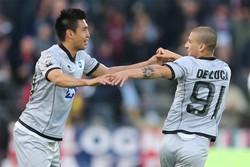 Estigarribia e De Luca, due grandi protagonisti del match