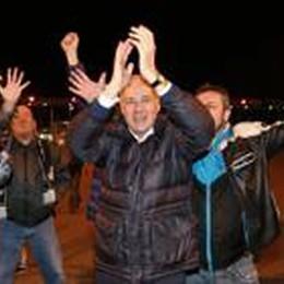 Percassi: «Squadra da applausi  Il Comunale diventi una bolgia»