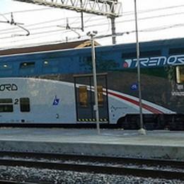 Arrivano i nuovi treni per i pendolari  Bergamo via Treviglio, c'è il «Vivalto»