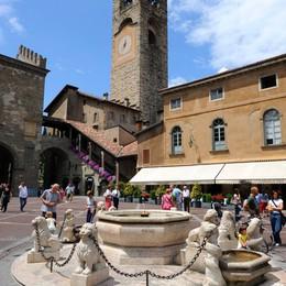 Aria di primavera a Bergamo  Ma marzo sarà altalenante