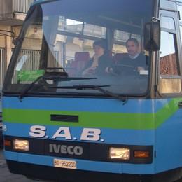 Bus Sab, prosegue la mobilitazione  I sindacati: «Stop agli straordinari»