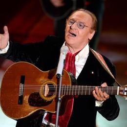 Renzo Arbore anticipa il concerto  A Bergamo suonerà l'11 aprile
