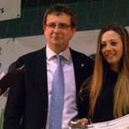 Festa del Coni a Brembate Sopra  Premiati i migliori atleti del biennio