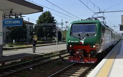Il nuovo treno in arrivo a Bergamo