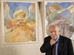 Antonio Paolucci , direttore dei Musei Vaticani