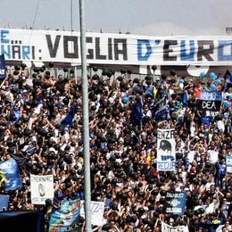 L'Atalanta e l'Europa  Venerdì su Bergamo Tv