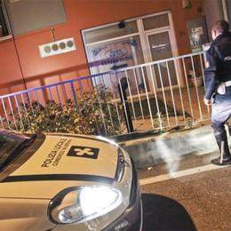 Vigili in azione dalle 19 all'una  In sette Comuni si dice basta furti