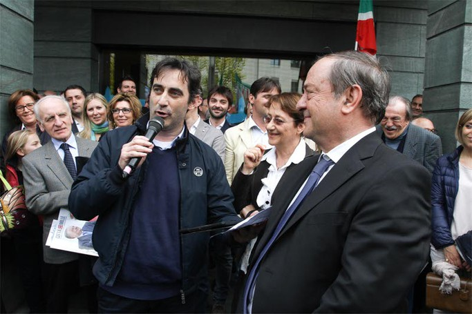 Daniele Belotti e Franco Tentorio