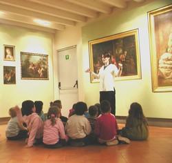 Bambini al Bernareggi