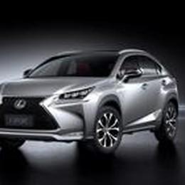 Crossover Lexus NX  Anteprima a Pechino