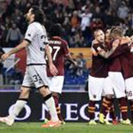 L'Atalanta va ko all'Olimpico  La Roma è troppo forte: 3-1