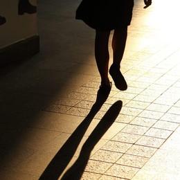 «Con la crisi più sos dalle donne»  Bergamasca, violenze in aumento