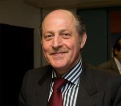 Il presidente Livio Bresciani