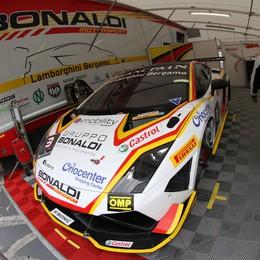 Per il Team Lamborghini-Bonaldi  un avvio di stagione col botto a Monza