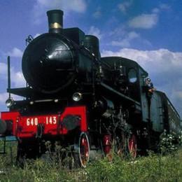 Torna a sbuffare il treno a vapore  Da Bergamo si parte il 1° maggio
