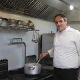 Dall'Inghilterra a Bottanuco  Chef Stefano  in una dimora storica