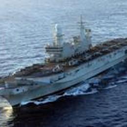 C'è un loverese al comando  della portaerei italiana  Cavour