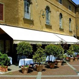 Locali storici, Bergamo cala un tris  Cavour, Tasso e Taverna Colleoni