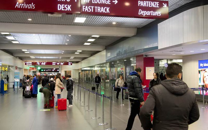 Orio, weekend da 135 mila passeggeri  Turismo,qualche segnale positivo