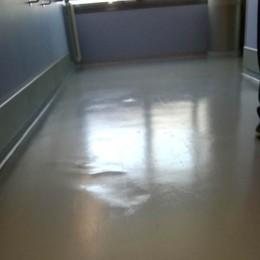 Ospedale, 3 milioni per il verde  «E i pavimenti  cedono già»
