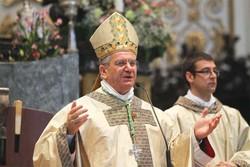 Il vescovo Francesco Beschi