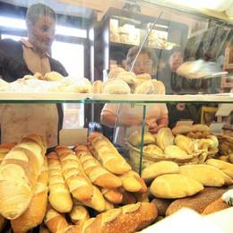 Basta con gli sprechi a tavola  Coldiretti: il pane non avanza più