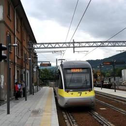 Il tram spegne le prime 5 candeline  «15 milioni di passeggeri dal 2009»