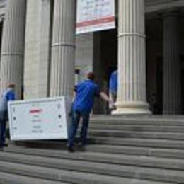 «Maestri del Rinascimento» a Mosca  Al via con i quadri della Carrara il 28