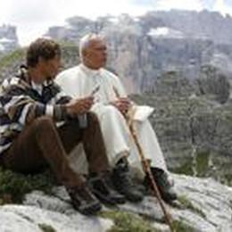 Pasotti è sulla Rai il maestro di sci  amico di Papa Giovanni Paolo II