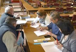 La presentazione delle liste elettorali
