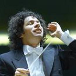 Festival pianistico, su il sipario  Con lo straordinario Dudamel