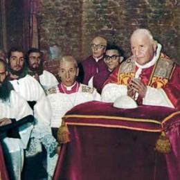 Ghisalba celebra Papa Giovanni