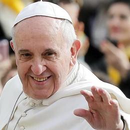 Papa Francesco ai bergamaschi  «Giovanni XXIII  un grande dono»
