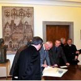 Sala Papa Giovanni alla Mai  Domenica apertura straordinaria