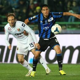 Atalanta: col Genoa solo un pareggio   Denis sbaglia un rigore, segna De Luca