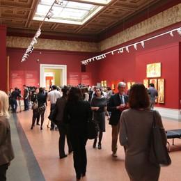 Ecco le opere della Carrara a Mosca  Inaugurata la mostra al Museo Puskin