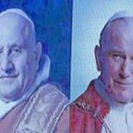 La canonizzazione di Papa Giovanni  Questa sera c'è Bergamo in diretta