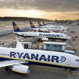 Ryanair, a marzo meno 4%  Ma gli aerei volano più pieni