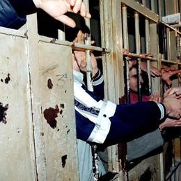 Carceri, solo la Serbia peggio dell'Italia  E ogni detenuto costa 124 € al giorno