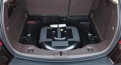 Il serbatoio del Suv Opel Mokka