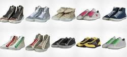 Le scarpe di Cristina D'Avena
