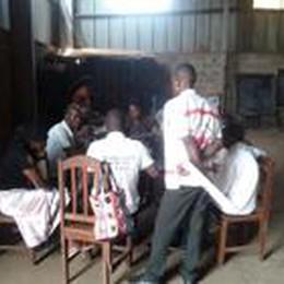 Tre bergamaschi e l'Ebola  «Il nostro lavoro vicino al virus»