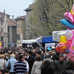 Sentierone, ecco i prodotti tipici  Va in scena la «Festa di primavera»