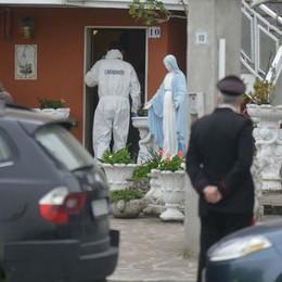 La strage di Bottanuco e Segrate  Venerdì i funerali dei coniugi Magrì