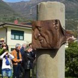 A Endine il primo monumento  dedicata a Papa Giovanni Santo