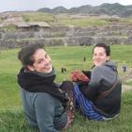 Due ragazze di Albino in missione:  dalle Orobie alle Ande peruviane