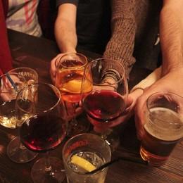 Giovani in azione contro l'alcolismo Un flash mob sul Sentierone