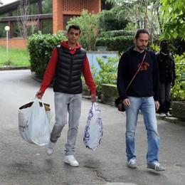Grassi, volontario da don Fausto  «Vivere la stazione ti apre la testa»